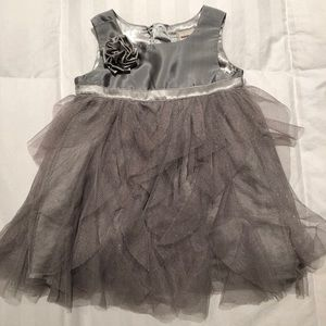 Old Navy baby girl party dress 3-6mos